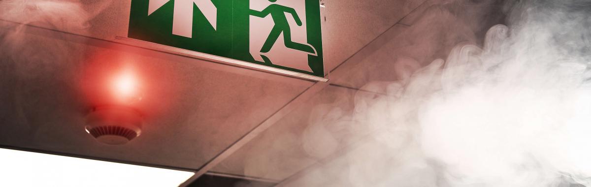 Alarme de incêndio Eaton