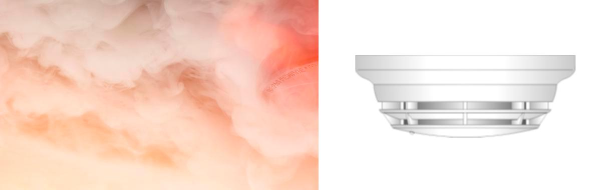 Detector De Fumaça Simplex
