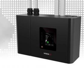 Detector de Fumaça Alta Sensibilidade