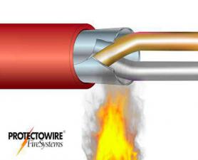 Detector linear de calor Protectowire