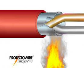 Detector Linear De Temperatura Protectowire