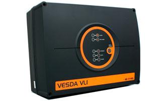 Detector de Fumaça por Aspiração VESDA VLI