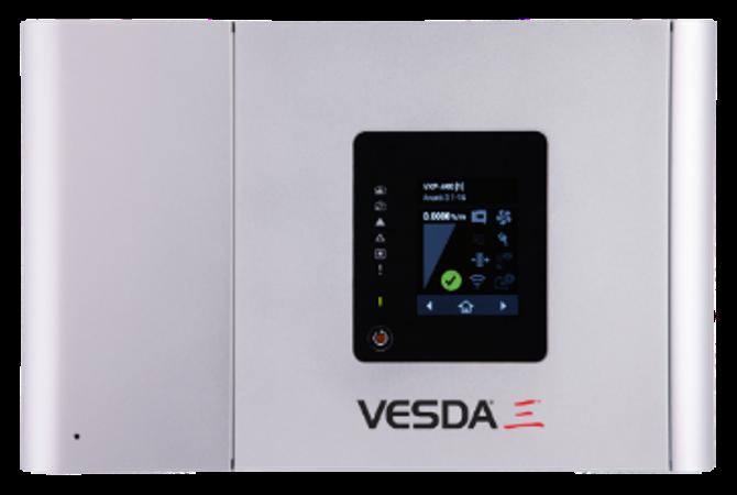Detector de Fumaça por Aspiração VESDA VEA